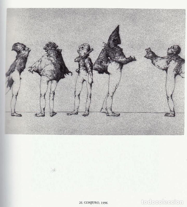 Libros de segunda mano: JOSÉ HERNÁNDEZ OBRA GRÁFICA EXPOSICIÓN VILLENA 2004 DEDICADO Y FIRMADO A MANO POR JOSÉ HERNÁNDEZ - Foto 30 - 140636962