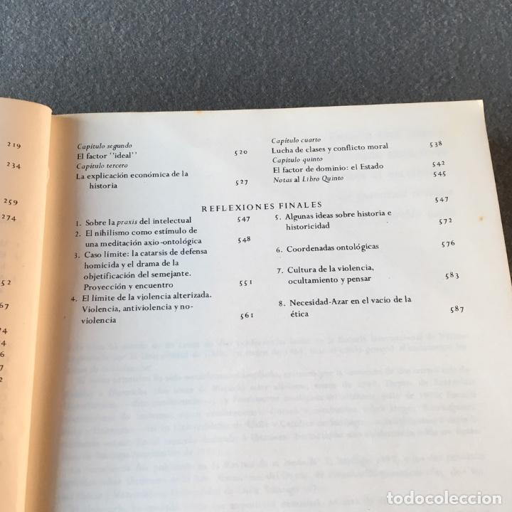 Libros de segunda mano: Nihilismo y violencia. Cástor Narvarte. - Foto 9 - 140660442