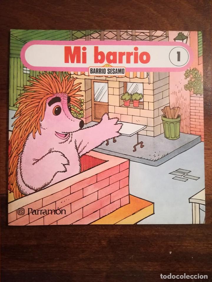 Libros de segunda mano: Espinete 5 CUENTOS Barrio Sesamo Parramón nº 1-2-3-5-6 nuevo - Foto 2 - 106679463