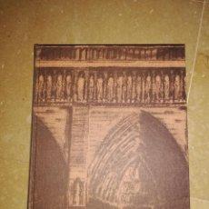 Libros de segunda mano: NOTRE DAME DE PARIS (VICTOR HUGO) TRANSLATED BY JESSIE HAYNES, ILLUSTRATIONS BY BERNARD LAMOTTE. Lote 140715054