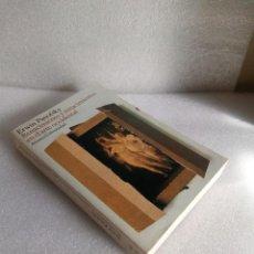 Libros de segunda mano: ERWIN PANOFSKY. RENACIMIENTO Y RENACIMIENTOS DEL ARTE OCCIDENTAL. ALIANZA , 1981. Lote 140782250