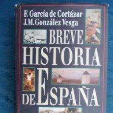 Libros de segunda mano: BREVE HISTORIA DE ESPAÑA. Lote 140863926