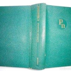 Libros de segunda mano: JACINTO BENAVENTE COMEDIAS ESCOGIDAS Y91119. Lote 140873378