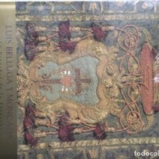 Libros de segunda mano: BELLUGA Y MONCADA, LA DIGNIDAD DEL COLOR PÚRPURA. Lote 140889442