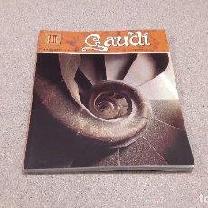 Libros de segunda mano: ARTE..GAUDÍ....COLECCIÓN ARTE DE ESPAÑA..1995..... Lote 140916982