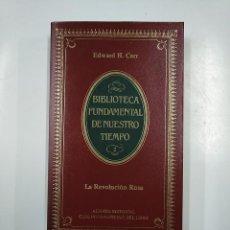 Libros de segunda mano: LA REVOLUCION RUSA. EDWARD H. CARR. ALIANZA EDITORIAL CLUB INTERNACIONAL DEL LIBRO. TDK104. Lote 140967130