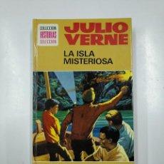 Libros de segunda mano: LA ISLA MISTERIOSA. JULIO VERNE. COLECCION HISTORIAS SELECCION Nº 9. EDITORIAL BRUGUERA. TDK49. Lote 140975958