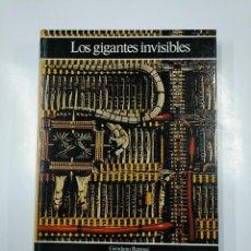 Libros de segunda mano: LOS GIGANTES INVISIBLES. HISTORIA ILUSTRADA DE LA ELECTRONICA. GIORDANO REPOSSI. TDK354. Lote 140985286