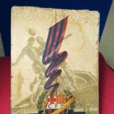 Libros de segunda mano: CINCUENTA AÑOS DEL C.F. BARCELONA 1899-1949 BODAS DE ORO - VVAA, 1949. Lote 140992816