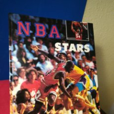 Libros de segunda mano: NBA STARS - GEORGE EDDY - COSMOPOLIBRIS, 1993. Lote 140996800