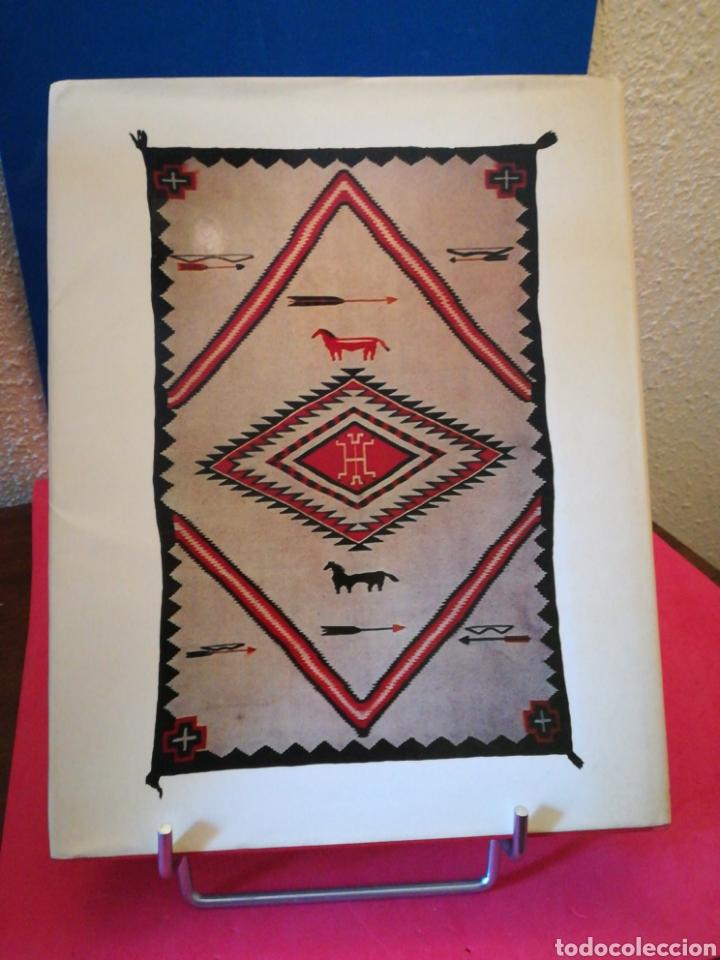 Libros de segunda mano: Weaving arts of the North American Indian - Artes tejeduría indios Norteamérica (inglés) - Kery,1978 - Foto 3 - 141033945