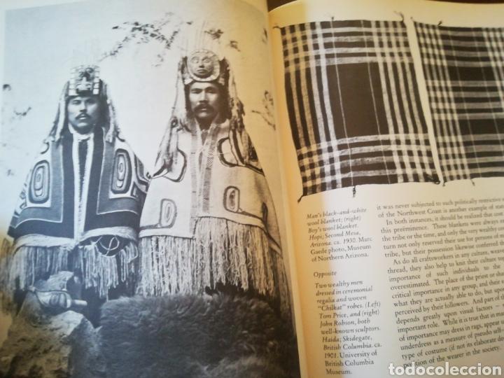 Libros de segunda mano: Weaving arts of the North American Indian - Artes tejeduría indios Norteamérica (inglés) - Kery,1978 - Foto 8 - 141033945