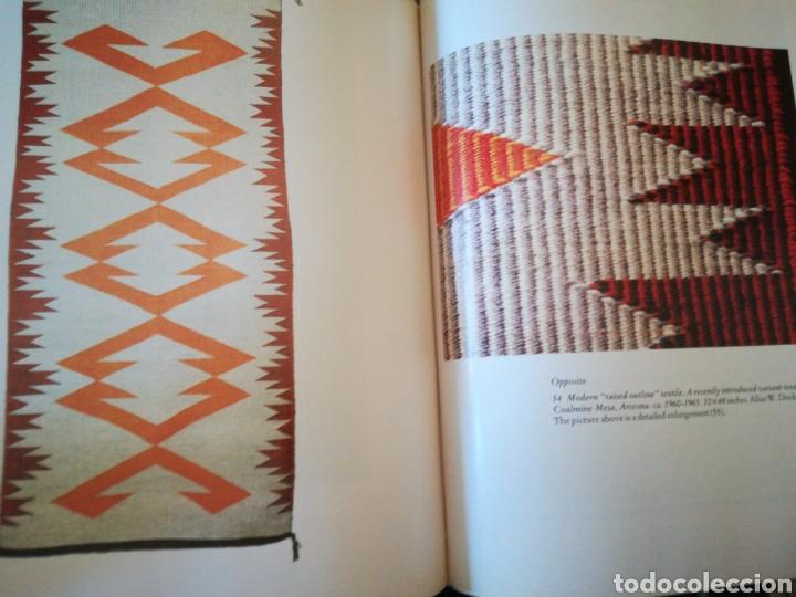 Libros de segunda mano: Weaving arts of the North American Indian - Artes tejeduría indios Norteamérica (inglés) - Kery,1978 - Foto 9 - 141033945