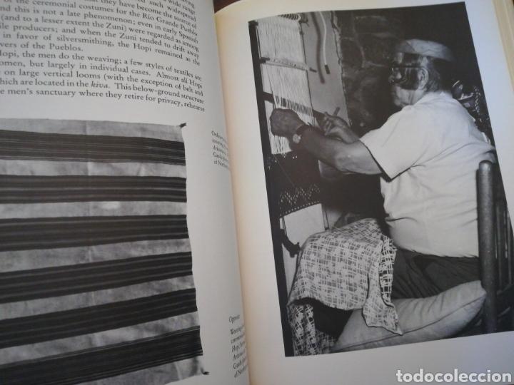 Libros de segunda mano: Weaving arts of the North American Indian - Artes tejeduría indios Norteamérica (inglés) - Kery,1978 - Foto 11 - 141033945