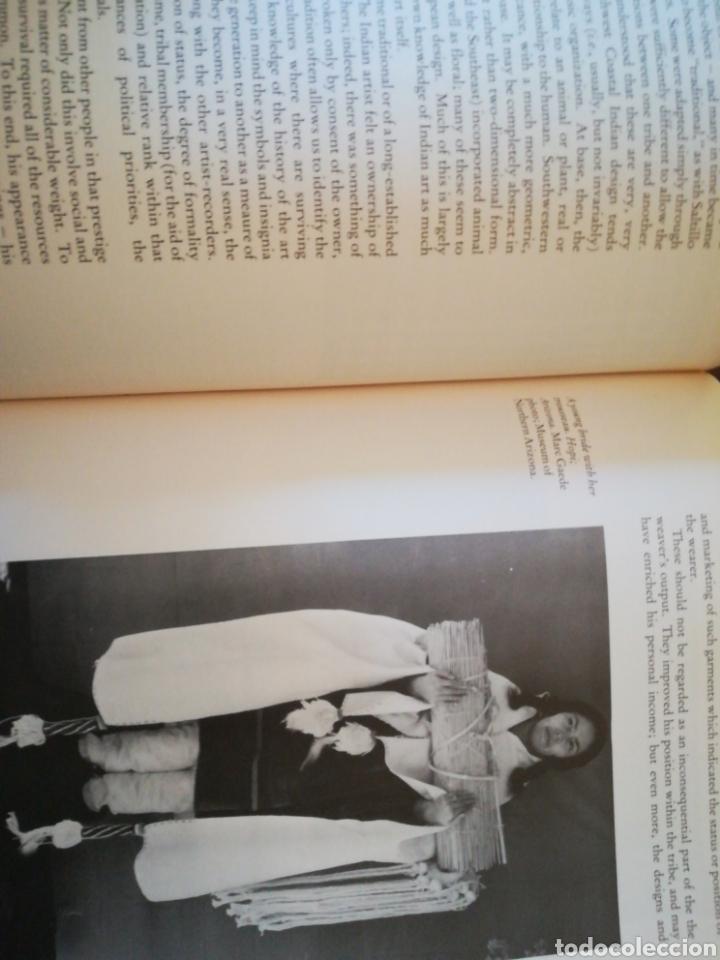 Libros de segunda mano: Weaving arts of the North American Indian - Artes tejeduría indios Norteamérica (inglés) - Kery,1978 - Foto 12 - 141033945