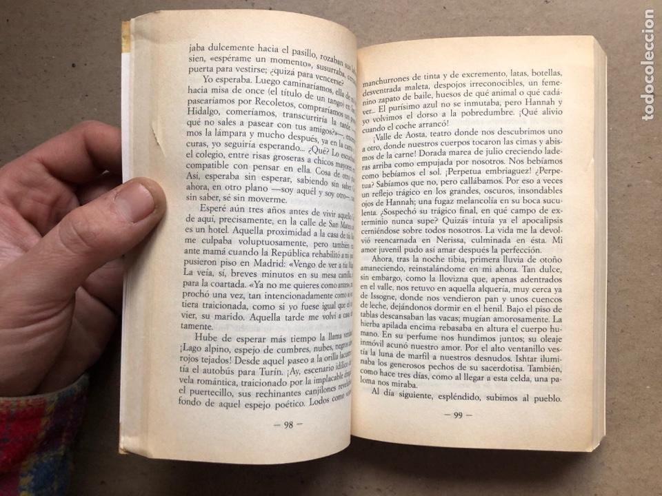 Libros de segunda mano: OCTUBRE OCTUBRE. JOSÉ LUIS SAMPEDRO. EDICIONES B, 1987. 2 TOMOS. - Foto 5 - 141087265
