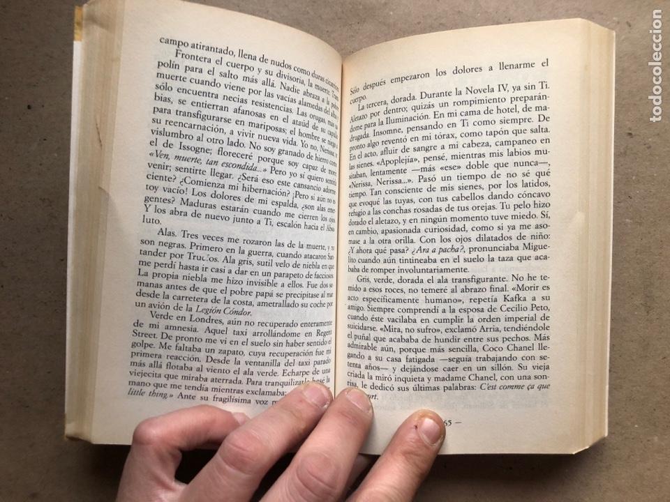 Libros de segunda mano: OCTUBRE OCTUBRE. JOSÉ LUIS SAMPEDRO. EDICIONES B, 1987. 2 TOMOS. - Foto 6 - 141087265