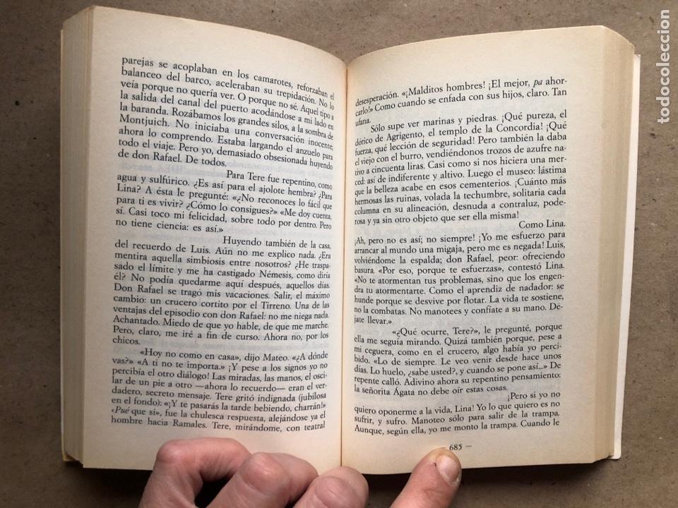 Libros de segunda mano: OCTUBRE OCTUBRE. JOSÉ LUIS SAMPEDRO. EDICIONES B, 1987. 2 TOMOS. - Foto 12 - 141087265