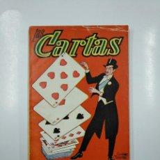 Libros de segunda mano: LAS CARTAS. CLAUDINET. EDITORIAL ALAS. 1958. TDK50. Lote 141113178