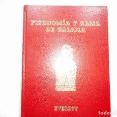 Libros de segunda mano: DR. A. RODRÍGUEZ RODRÍGUEZ FISONOMÍA Y ALMA DE GALICIA Y91144. Lote 141186694