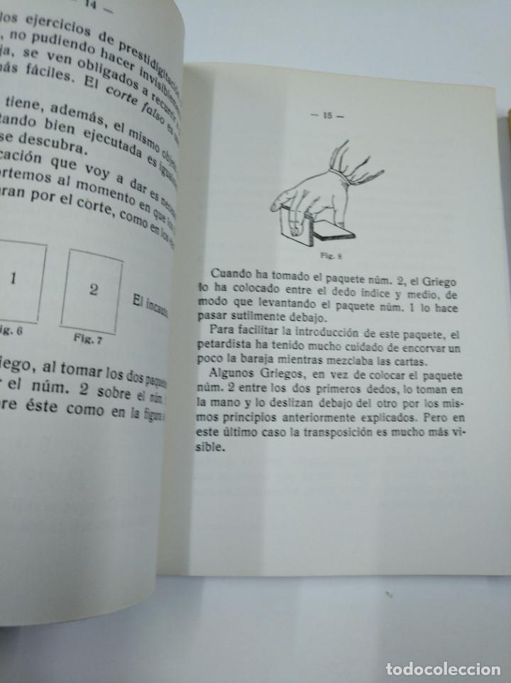 Libros de segunda mano: EL ARTE DE GANAR EN TODOS LOS JUEGOS. BIBLIOTECA JUEGOS PRESTIDIGITACION ILUSIONISMO. POR WHO? TDK58 - Foto 2 - 141197138