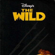 Libros de segunda mano: THE WILD. THE BOOK OF THE FILM - DISNEY. PARRAGON BOOK. Lote 141254502