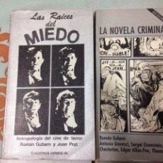 Libros de segunda mano: CUADERNOS ÍNFIMOS, 6 TOMOS Y CUADERNOS MARGINALES, 2 TOMOS. Lote 141493500