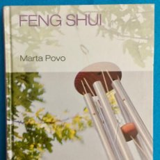 Libros de segunda mano: FENG SHUI. MARTA POVO.. Lote 141544894