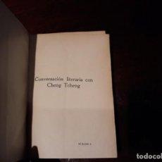Libros de segunda mano: CHENG TCHENG. MI MADRE Y YO A TRAVES DE LA REVOLUCION CHINA. CENIT 1929. Lote 141571022