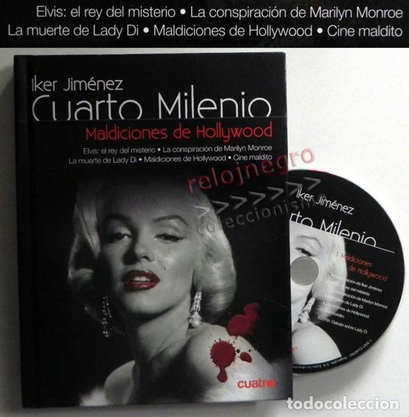 libro dvd cuarto milenio maldiciones de hollywo - Kaufen Andere ...