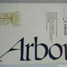 Libros de segunda mano: ARBOR. CIENCIA, PENSAMIENTO Y CULTURA MARZO-ABRIL 2005. Lote 141661718