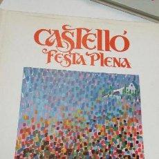 Libros de segunda mano: 17 LIBROS DE LAS FIESTAS DE LA MAGDALENA CASTELLÓ FESTA PLENA ( CASTELLON). Lote 141665270