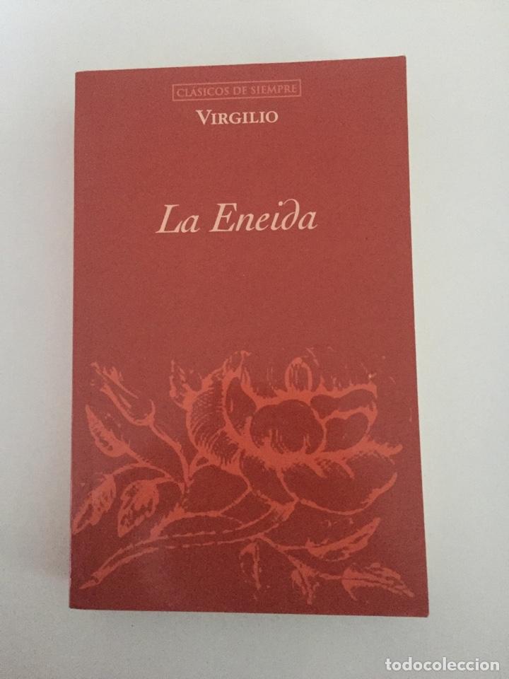LA ENEIDA - VIRGILIO (Libros de Segunda Mano (posteriores a 1936) - Literatura - Otros)