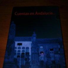 Libros de segunda mano: CUENTAN EN ANDALUCÍA. JOSE GREGORIO HIDALGO. EST8B1. Lote 141749118