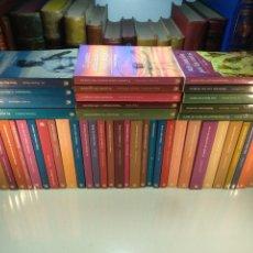 Libros de segunda mano: TREMENDA COLECCIÓN 45 LIBROS DE COLECCIÓN RBA SOBRE TERAPIAS CURATIVAS CUERPO Y MENTE - 2002 -. Lote 141835442