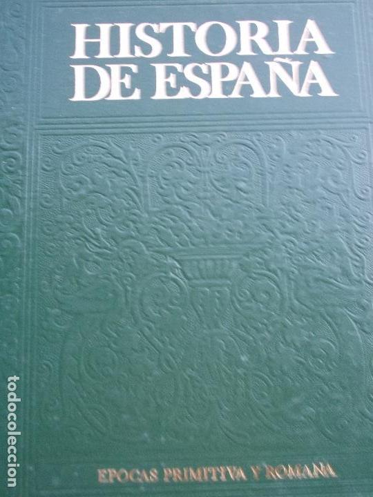 Libros de segunda mano: HISTORIA DE ESPAÑA 5 TOMOS INSTITUTO GALLACH - Foto 2 - 141874510