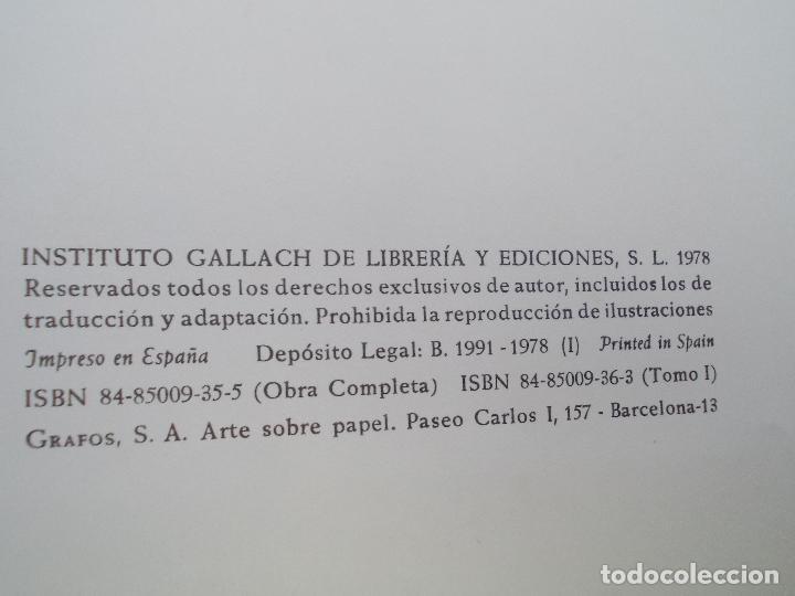 Libros de segunda mano: HISTORIA DE ESPAÑA 5 TOMOS INSTITUTO GALLACH - Foto 4 - 141874510