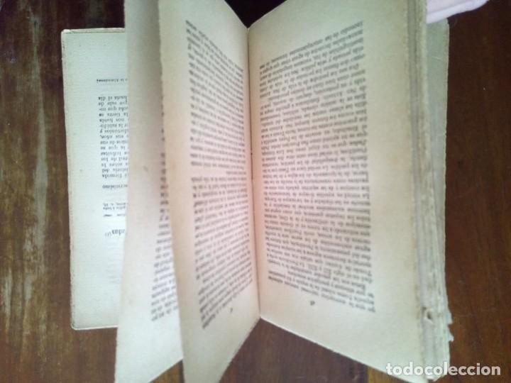 Libros de segunda mano: TUBAL 1912 SAVIA DE LA CIVILIZACION FEDERICO SANTAMARIA 19 CM 400 GRS - Foto 3 - 141911870