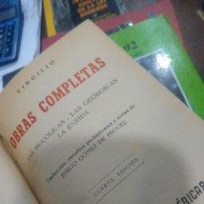 Libros de segunda mano: VIRGILIO. Lote 141919142