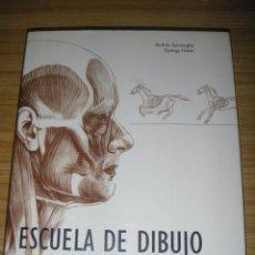 Libros de segunda mano: ESCUELA DE DIBUJO DE ANATOMÍA, HUMANA · ANIMAL · COMPARADA (ANDRÁS SZUNYOGHY - GYÖRGY FEHÉR) . Lote 141971806