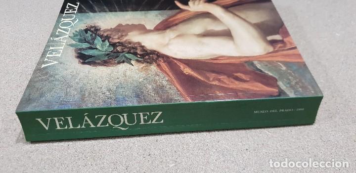 Libros de segunda mano: VELAZQUEZ...CATALOGO...MUSEO DEL PRADO...1990.. - Foto 11 - 142034410