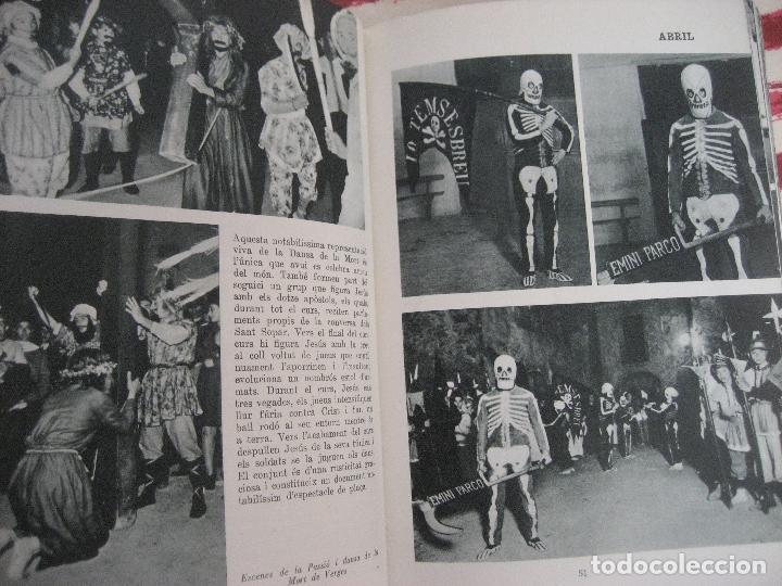 Libros de segunda mano: Guia de Festes Tradicionals de Catalunya. Joan Amades. 1958- Ed. Aedos. - Foto 2 - 142038626