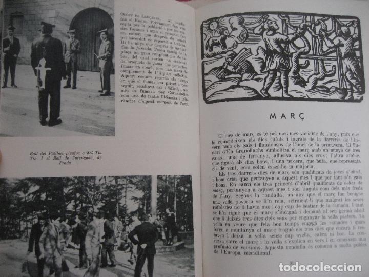 Libros de segunda mano: Guia de Festes Tradicionals de Catalunya. Joan Amades. 1958- Ed. Aedos. - Foto 4 - 142038626