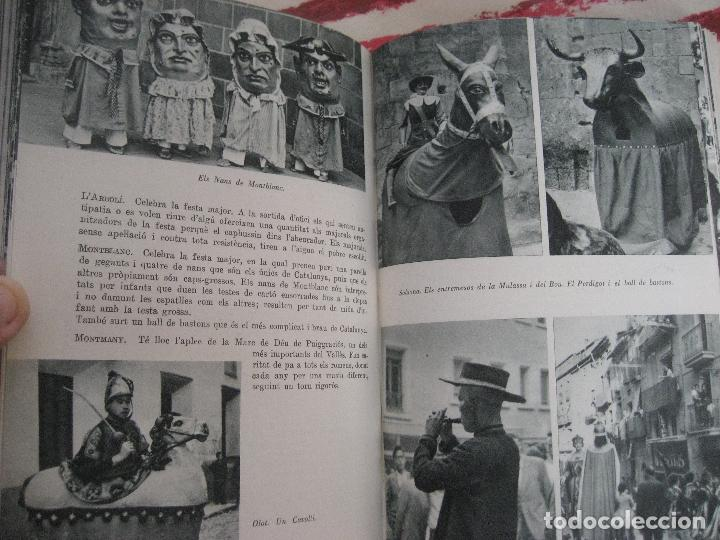 Libros de segunda mano: Guia de Festes Tradicionals de Catalunya. Joan Amades. 1958- Ed. Aedos. - Foto 6 - 142038626