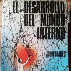 Libros de segunda mano: EL DESARROLLO DEL MUNDO INTERNO - JOHN BAINES - 2ª EDICIÓN 1986 (ENVÍO 4,31€). Lote 142051526