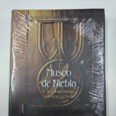 Libros de segunda mano: MUSEO DE NIEBLA EL PATRIMONIO PERDIDO DE CASTILLA Y LEON. GONZALO SANTONJA GOMEZ AGERO. NUEVO TDK356. Lote 135502799