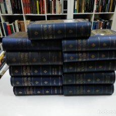Libros de segunda mano: HISTORIA DEL MUNDO EN LA EDAD MODERNA. 11 TOMOS VOLUMENES. I - XI. EDITORIAL RAMON SOPENA. TDK354. Lote 142073370