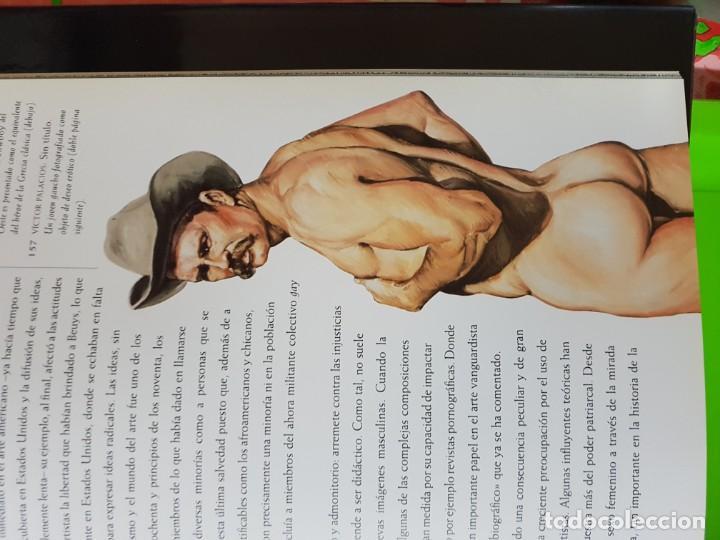 Libros de segunda mano: La Figura Masculina en el Arte una obra lujosa de 192 páginas en Tapas Duras. Adán - Foto 7 - 142214782
