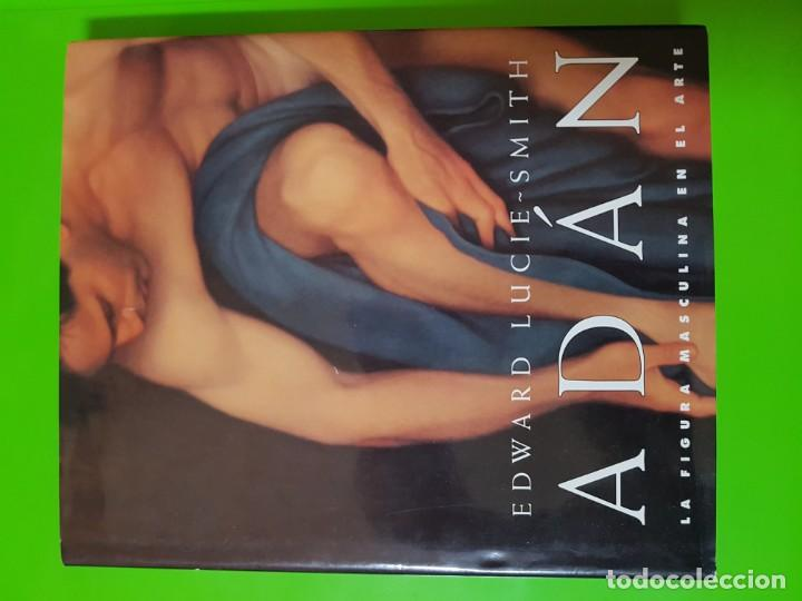 Libros de segunda mano: La Figura Masculina en el Arte una obra lujosa de 192 páginas en Tapas Duras. Adán - Foto 10 - 142214782