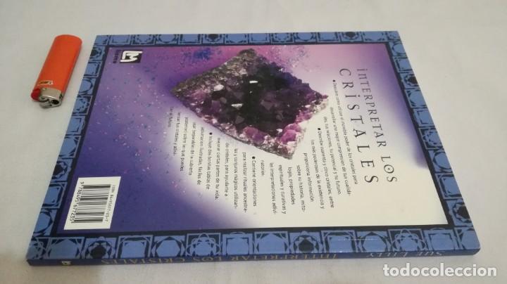 Libros de segunda mano: INTERPRETAR LOS CRISTALES-Sue Lilly - Foto 3 - 142340814